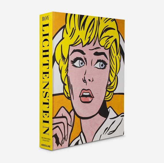 Roy Lichtenstein: The Impossible Collection (New York: Assouline, 2019)
