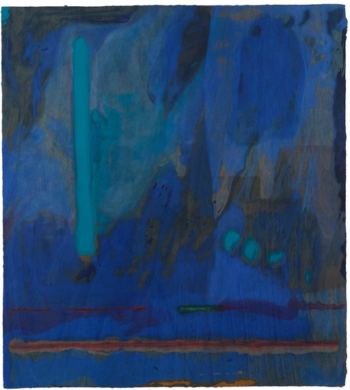 Helen Frankenthaler, Tales of Genji III, 1998 © 2019 Helen Frankenthaler Foundation, Inc./Artists Rights Society (ARS), New York/Tyler Graphics, Ltd., Mount Kisco, New York