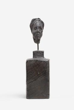 Alberto Giacometti, Simone de Beauvoir, 1946 © Succession Alberto Giacometti (Fondation Giacometti Paris + ADAGP Paris) 2019