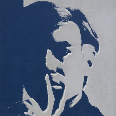 Andy Warhol, Self-Portait, 1966 © The Andy Warhol Foundation for the Visual Arts, Inc./2019, ProLitteris, Zürich