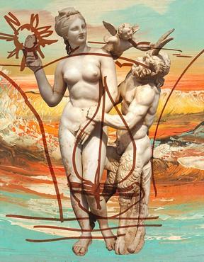 Jeff Koons, Antiquity 1, 2009–12 © Jeff Koons