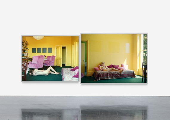 Jeff Wall, Summer Afternoons, 2013 © Jeff Wall
