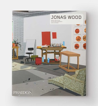 Jonas Wood (New York: Phaidon, 2019)