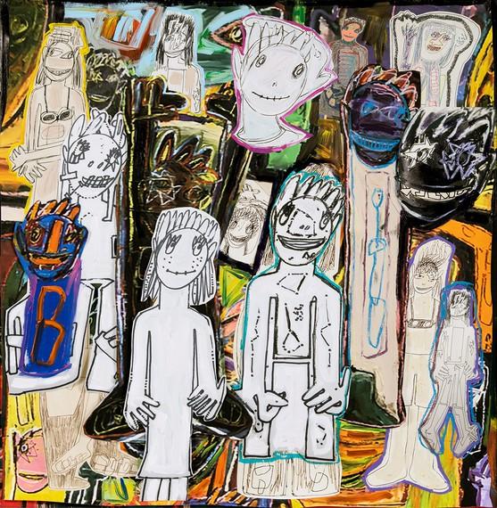 Museum Of Contemporary Art Chicago 2019 Benefit Art Auction