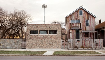 Theaster Gates's Dorchester Projects (2006–), Chicago. Artwork © Theaster Gates. Photo: Sara Pooley
