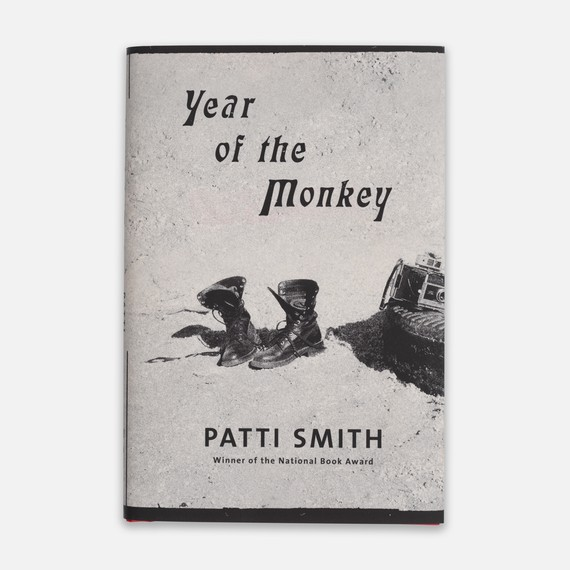 Patti Smith: Year of the Monkey(New York: Alfred A. Knopf, 2019)