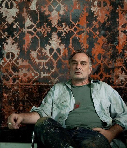 Rudolf Stingel. Photo: Lina Bertucci