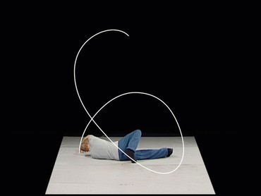 William Forsythe, Lectures from Improvisation Technologies, 2011, performed by William Forsythe © William Forsythe