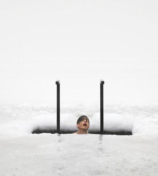 Taryn Simon, A Cold Hole, 2018, installation view, MASS MoCA, North Adams, Massachusetts, May 26, 2018–March 24, 2019. Artwork © Taryn Simon