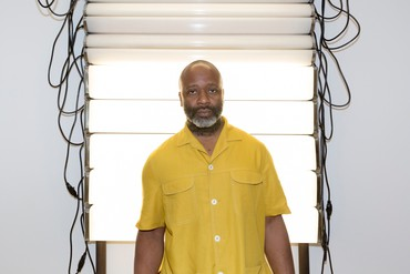 Theaster Gates. Photo: Julian Salinas