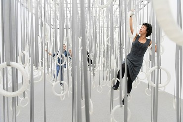 William Forsythe, The Fact of Matter, 2009 © William Forsythe. Photo: Liza Voll
