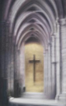 Y.Z. Kami, Chartres III, 2018 © Y.Z. Kami