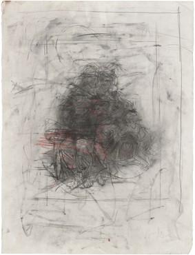 Jenny Saville, Black Mass (after Leonardo), 2008 © Jenny Saville