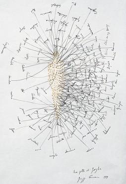 Giuseppe Penone, Una pelle di foglie, 1999 © Giuseppe Penone