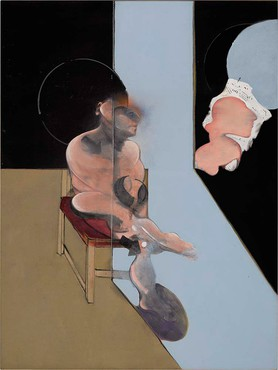 Francis Bacon, Study for Portrait, 1981 © The Estate of Francis Bacon/All rights reserved/ADAGP, Paris/DACS, London 2020/ARS, New York