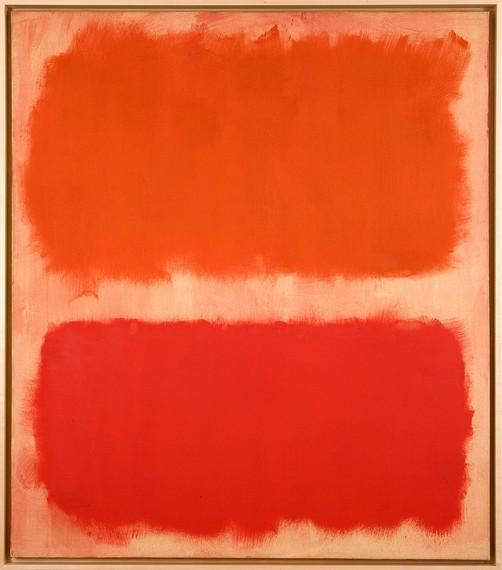 Mark Rothko, Number 22 (reds), 1957 © 2020 Kate Rothko Prizel and Christopher Rothko/Artists Rights Society (ARS), New York