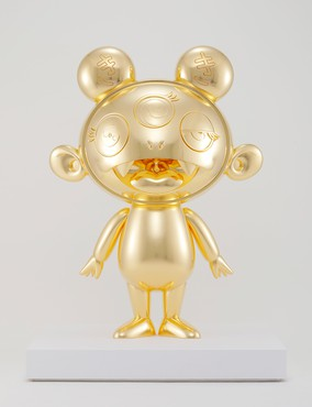 Takashi Murakami, Kiki, 2018–20 © 2020 Takashi Murakami/Kaikai Kiki Co., Ltd. All rights reserved