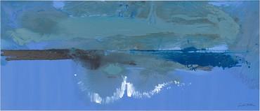 Helen Frankenthaler, Distant Barrier, 1992 © 2020 Helen Frankenthaler Foundation, Inc./Artists Rights Society (ARS), New York