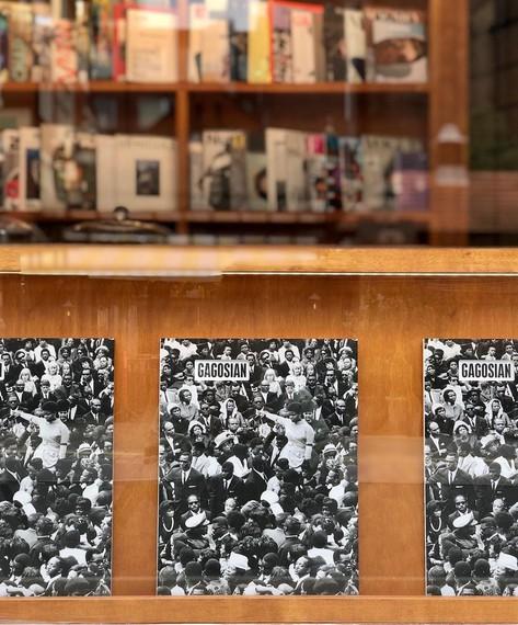 The Fall 2020 issue of Gagosian Quarterly at Shreeji Newsagent, London