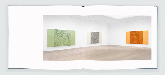 Brice Marden: It reminds me of something, and I don't know what it is.(New York:Gagosian, 2020)