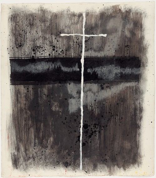 Jay DeFeo, Untitled (Florence), 1952, Museum of Modern Art, New York © 2020 The Jay DeFeo Foundation/Artists Rights Society (ARS), New York