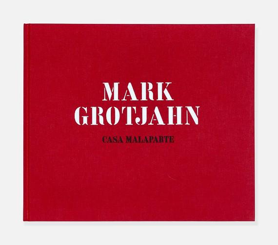 Mark Grotjahn: Casa Malaparte (New York: Gagosian, 2017)