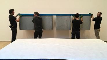 """Still from """"MoMA Virtual Views: Donald Judd"""""""