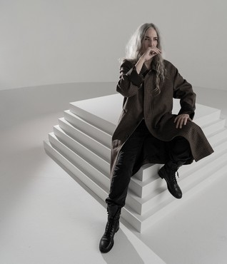 Patti Smith. Photo: Steven Sebring for WSJ Magazine