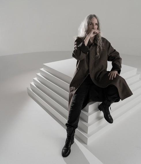 Patti Smith. Photo: Steven Sebring for WSJ Magazine