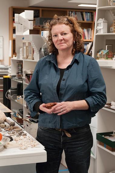 Photo: Anita Corbin, from the seriesFirst Women UK