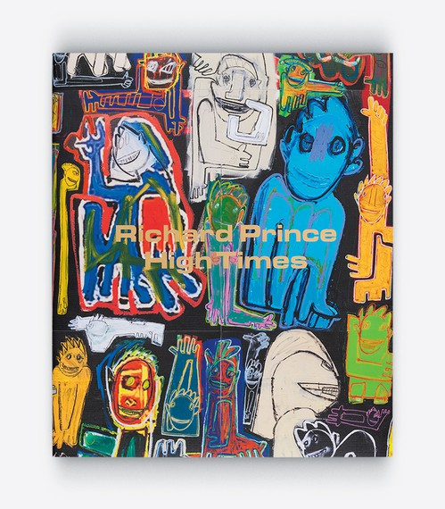 Richard Prince: High Times (New York: Gagosian, 2018)