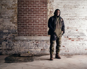 Titus Kaphar. Photo: Sasha Arutyunova