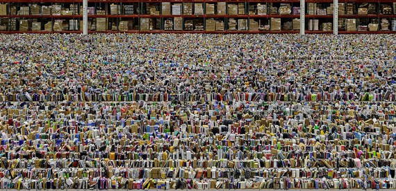 Andreas Gursky, Amazon, 2016 © Andreas Gursky/Artist Rights Society (ARS), New York/VG Bild-Kunst, Bonn