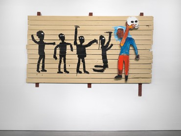 Jean-Michel Basquiat, Procession, 1986 © Estate of Jean-Michel Basquiat. Licensed by Artestar, New York