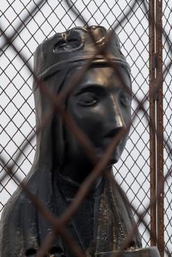Theaster Gates, Alls my life I has to fight,2019 (detail) © Theaster Gates. Photo: Jim Prinz