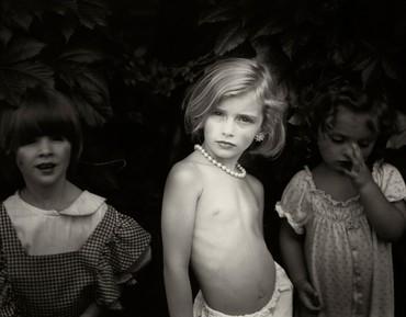 Sally Mann, Jessie at 5, 1987, Dayton Art Institute © Sally Mann
