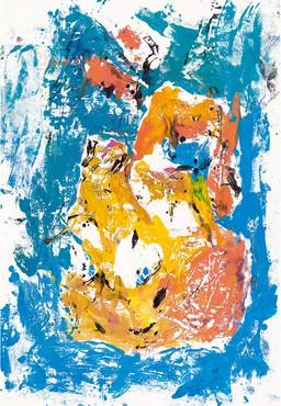 Georg Baselitz, Jorn, 2020 © Georg Baselitz. Photo: Jochen Littkemann