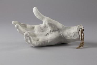 Auguste Rodin,Main droite de Pierre et Jacques de Wissant, 1885–86. Photo: © Musée Rodin, Paris