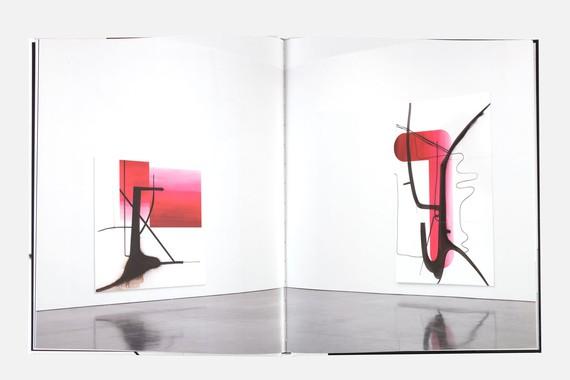 Albert Oehlen: Elevator Paintings: Trees(New York: Gagosian, 2017)