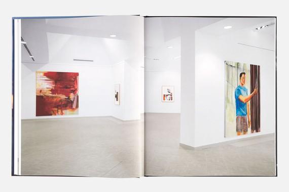 Albert Oehlen: Ö(Havana: Museo Nacional de Bellas Artes; New York: Gagosian; Berlin: Galerie Max Hetzler, 2017)