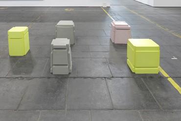 Rachel Whiteread, Untitled, 2010, installation view, Flughafen Tempelhof, Berlin © Rachel Whiteread