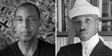 Left: Rick Lowe. Photo: Brent Reaney. Right: Antwaun Sargent. Photo: Chase Hall