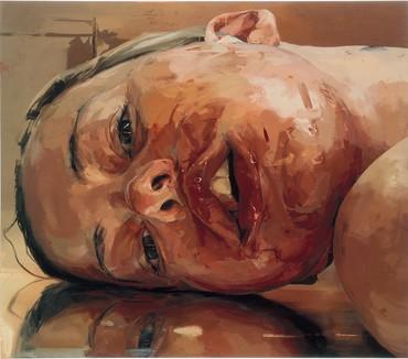 Jenny Saville, Reverse, 2003 © Jenny Saville