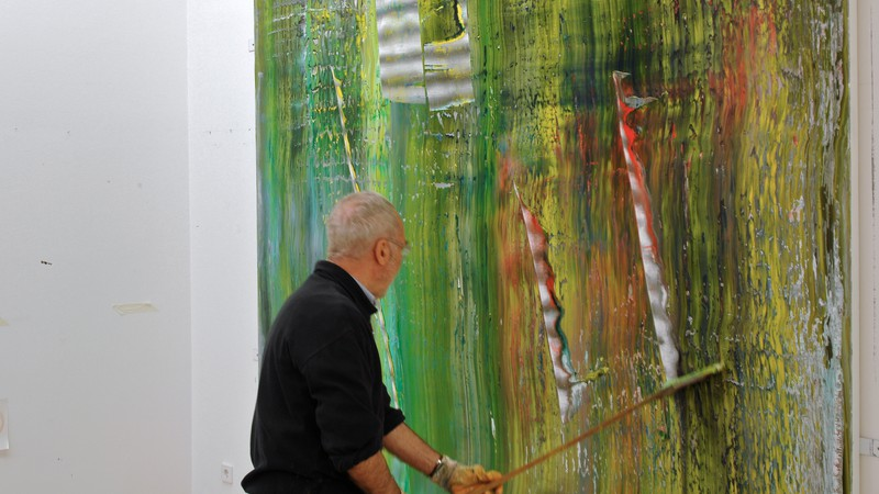 Gerhard Richter: Featuring Rashaun Mitchell + Silas Riener, Hans Ulrich Obrist, and Patti Smith