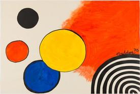 Alexander Calder: Gouaches