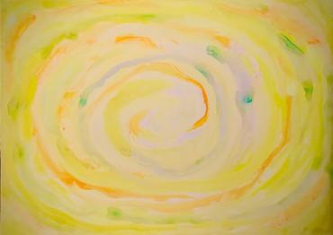 Art and Joy in Solitude: From Alberto Di Fabio's mandalas to Van Gogh's sunflowers