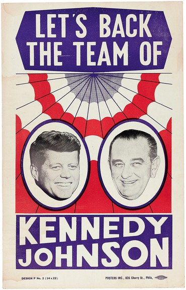 The Art History of Presidential Campaign Posters