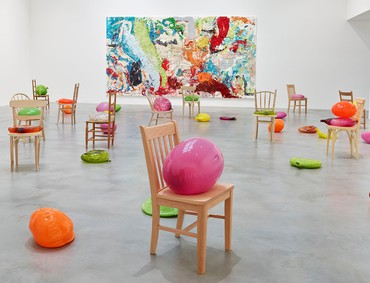 Dan Colen and Ali Subotnick