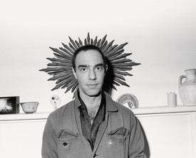 Derek Jarman, 1981. Photo: Janette Beckman/Getty Images