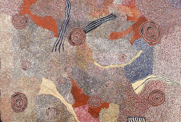 Desert Painters of Australia